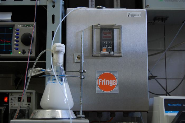 Membrane analyzer of ethanol Frings Alcosens 2620 (Heinrich Frings GmbH, Germany)