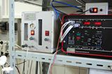 In-gas converter (air and oxygen), prototype developed by Bioprocesses Control Laboratory group ICT Prague utilises controllers F-201C-FZ (Bronkhorst Hi-Tec, Netherlands)